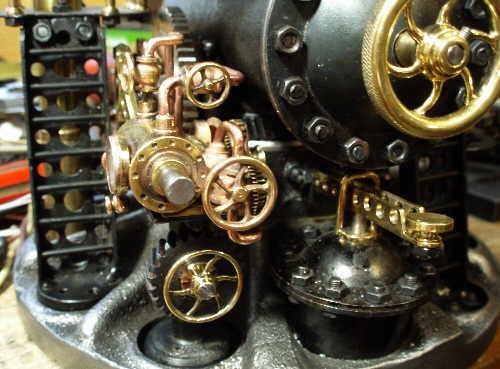 Большой проект. Подводная лодка. Продолжение. ч.10. (Фото 25)