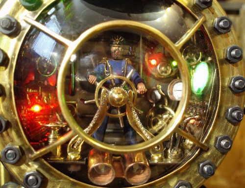 Большой проект. Подводная лодка. Продолжение. ч.11. (Фото 29)