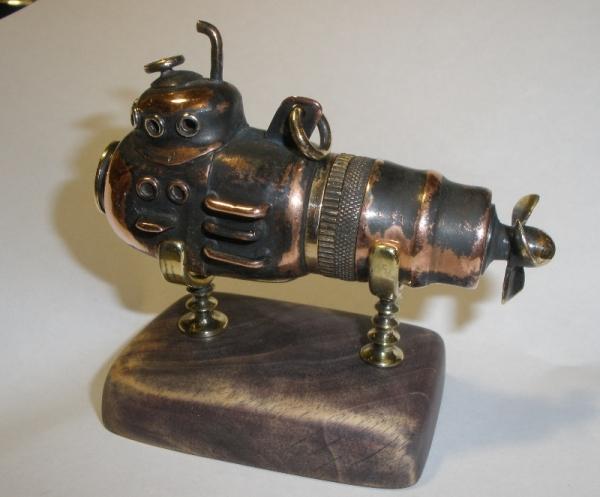 Флешка-субмарина 2 (Фото 2)