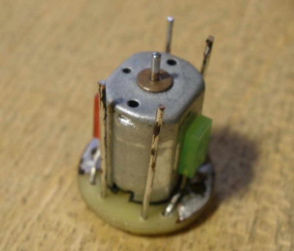 Флешка с вентилятором (Фото 2)