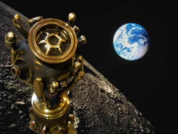 Ко дню Космонавтики. Исследовательский модуль. (Фото 2)