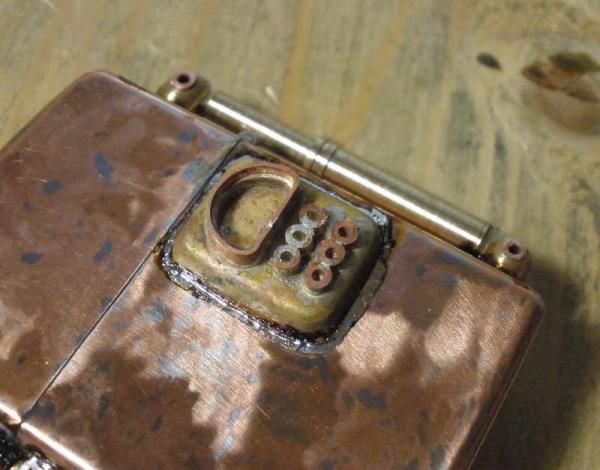 Zippo-2. С ворком. (Фото 12)