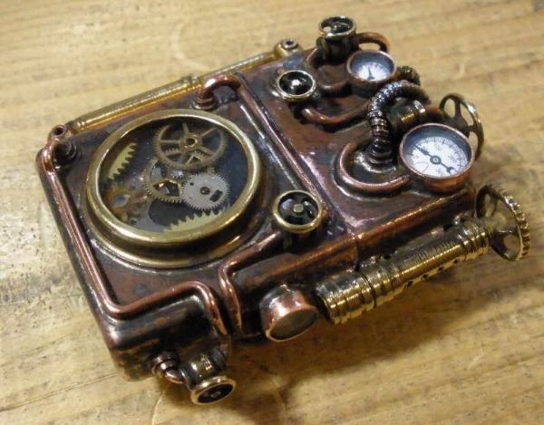 Zippo-2. С ворком. (Фото 20)