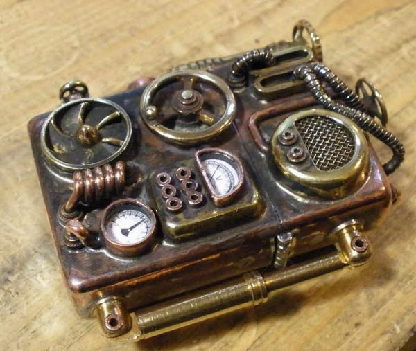 Zippo-2. С ворком. (Фото 19)