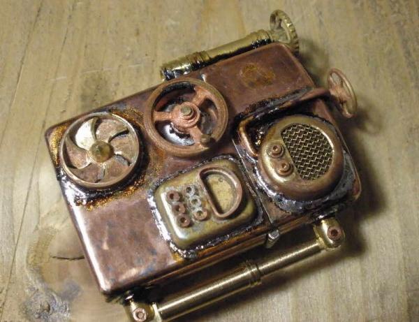 Zippo-2. С ворком. (Фото 14)