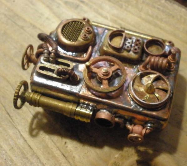 Zippo-2. С ворком. (Фото 17)