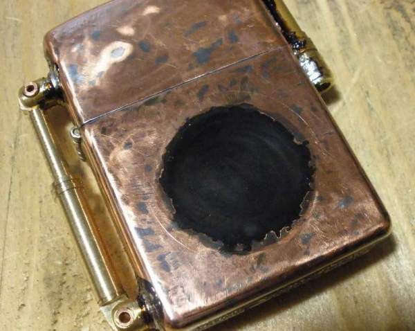 Zippo-2. С ворком. (Фото 10)