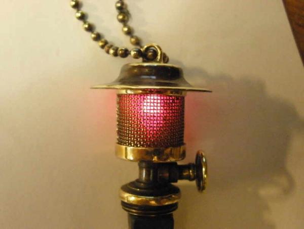 Лампа из лампы (Фото 17)