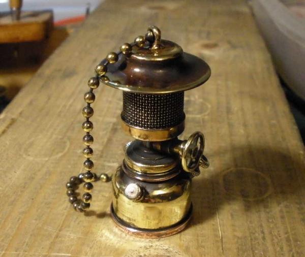 Лампа из лампы