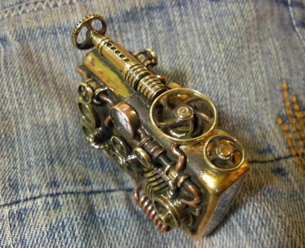 Зиппа с компрессором (Фото 7)