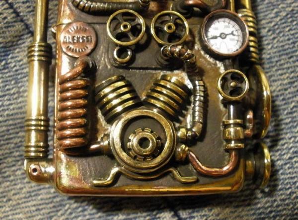 Зиппа с компрессором (Фото 10)