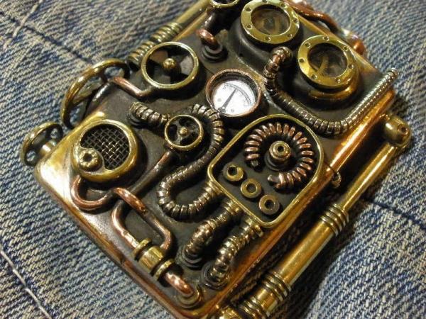 Зиппа с компрессором (Фото 8)