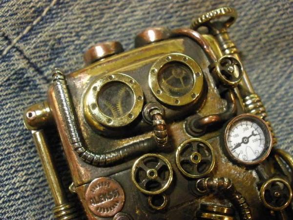 Зиппа с компрессором (Фото 9)