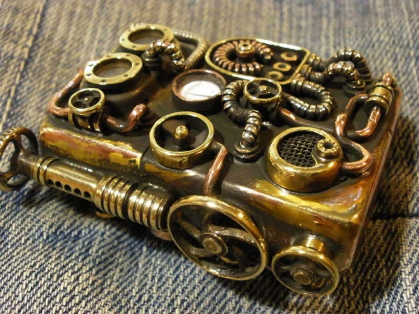 Зиппа с компрессором (Фото 11)