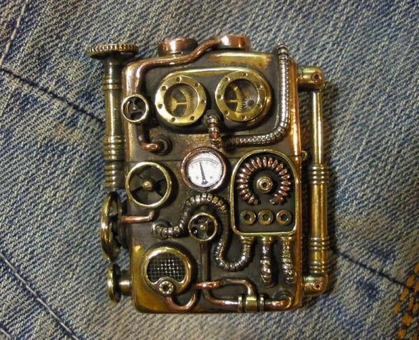 Зиппа с компрессором (Фото 5)