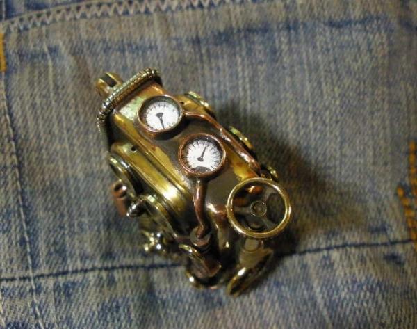 Зиппа с компрессором (Фото 6)