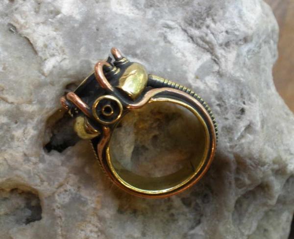 Кольцо мужское (Фото 6)