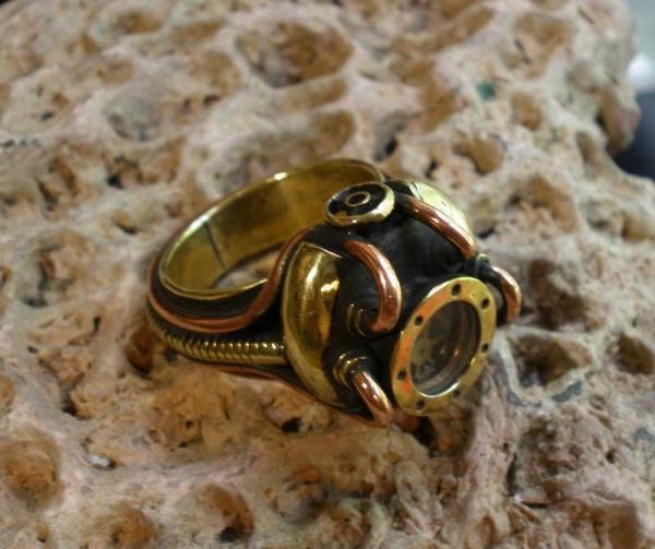 Кольцо мужское (Фото 9)