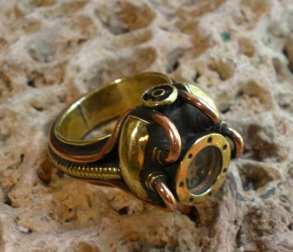 Кольцо мужское (Фото 2)