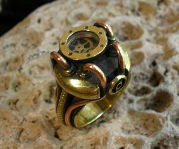 Кольцо мужское (Фото 4)