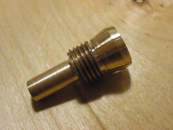 Уменьшение толщины колеса зажигалки (дополнено) (Фото 2)