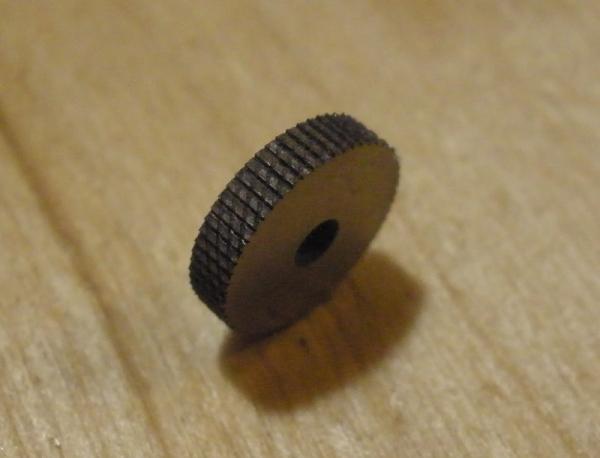 Уменьшение толщины колеса зажигалки (дополнено) (Фото 5)