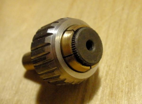 Уменьшение толщины колеса зажигалки (дополнено)