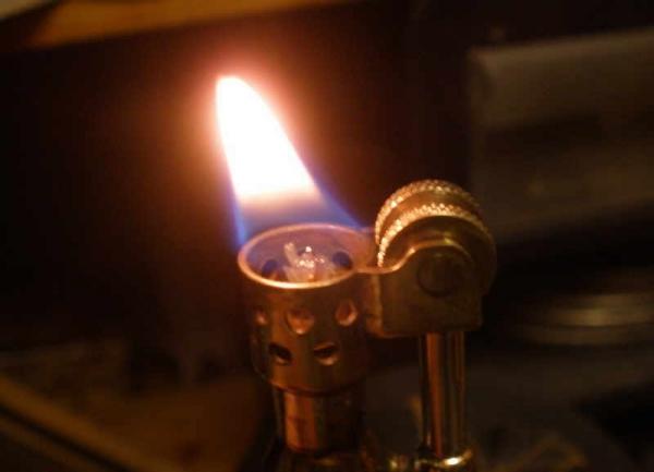Зажигалка - гильза. Полный фотоотчет (Фото 61)