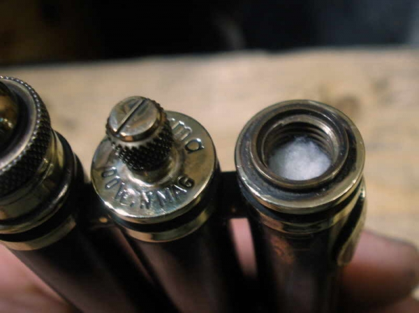 Зажигалка-монстр. Три гильзы, два бака. (Фото 17)