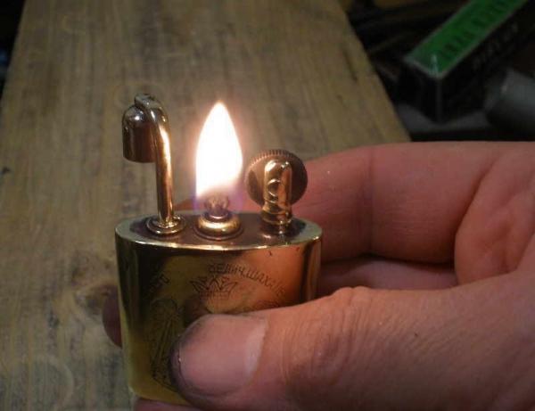 Зажигалка Персидского Шаха (Фото 14)