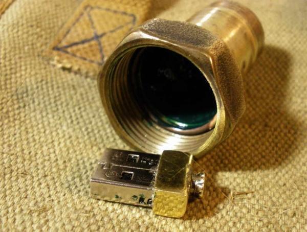 Стартовый ключ от баллистической ракеты. (Фото 31)