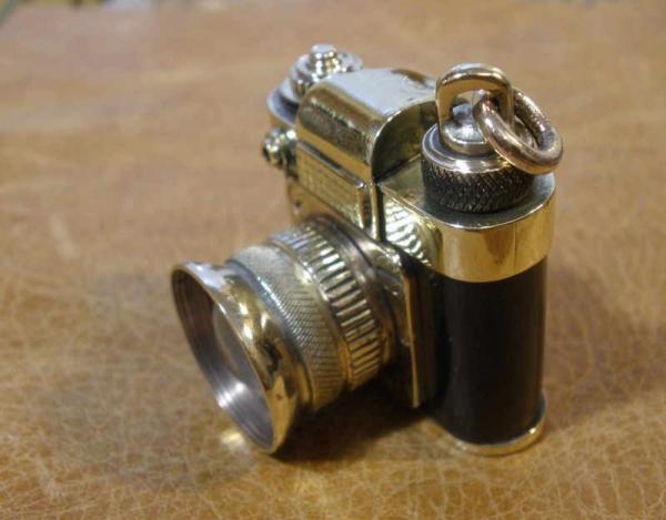 Флешка-фотоаппарат. С ворком.