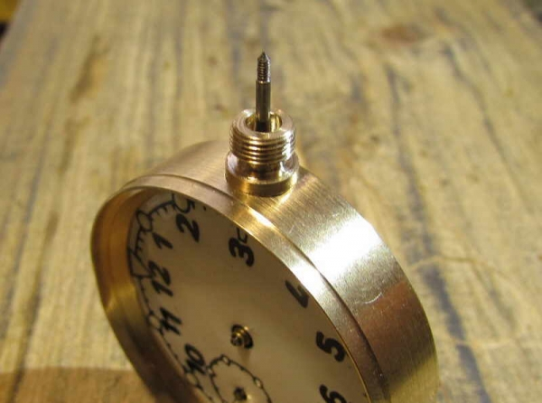 Подводные часы Дитриха фон Дреммеля (много фото).