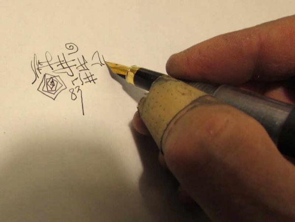 Ручкоделам на заметку. Нестандартные метчики можно делать самому.
