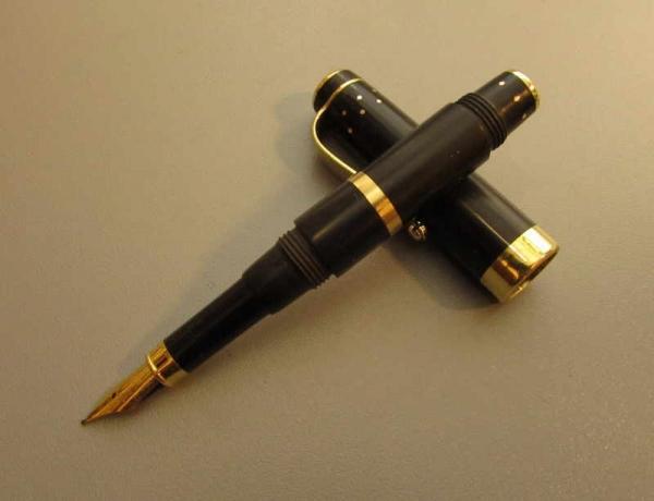 Ручка 15. Подражая японской классике...