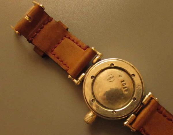 Парадные наградные серебряные часы Д.ф Д. (много фото!)