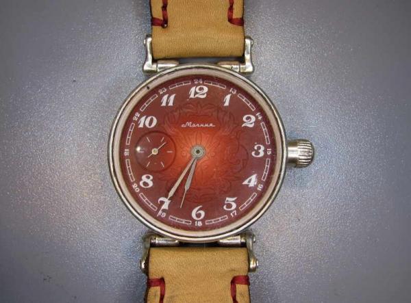 Серебряные часы Д.ф Д. - продолжение, работа над ошибками)