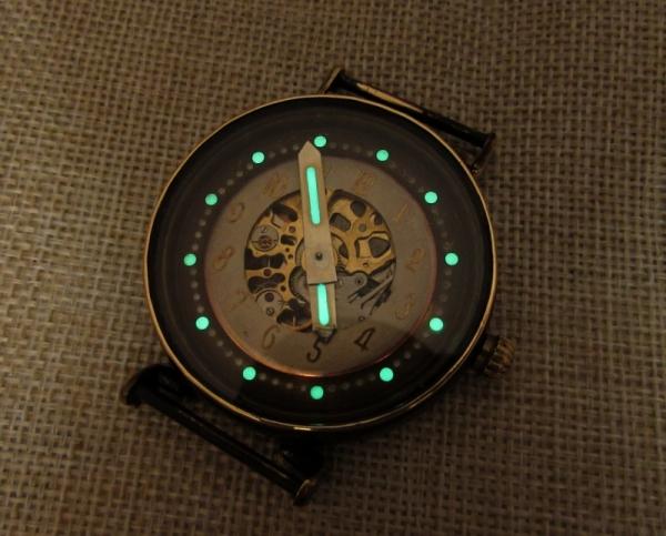 Часы, июнь 2017.