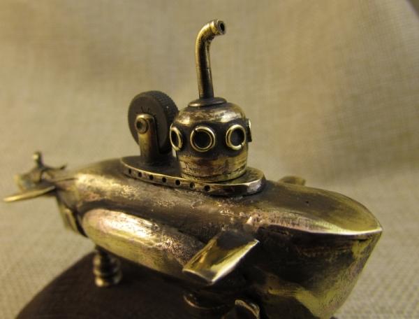 Подводная лодка, проект 130.