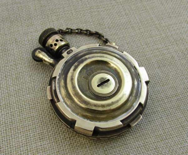 Зажигалка ИС-132. Бронзовые кольца КПП.