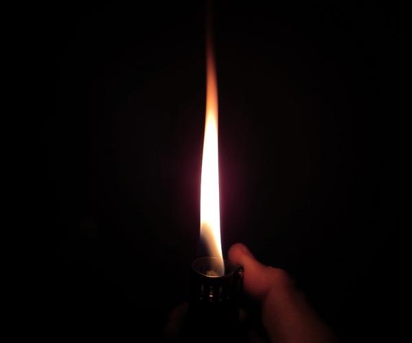 Зажигалка № 134.