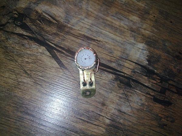 Ключ от домофона (Фото 3)