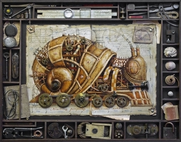 Steampunk animals (Фото 2)
