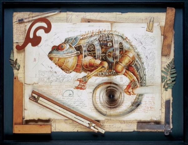 Steampunk animals (Фото 3)