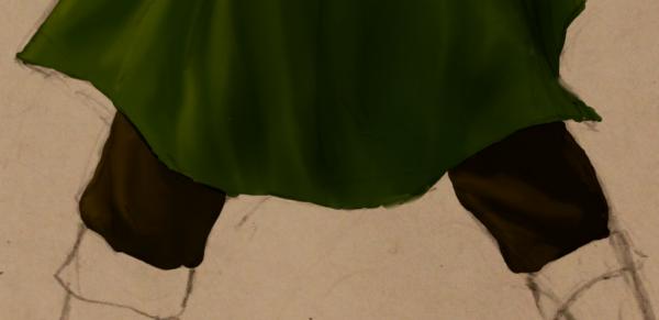 Making of Адам Уэбидж – персонаж для конкурса Стимсона (Фото 9)