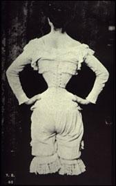 Викторианская эпоха. Корсет, турнюр, кринолин, кринолет. (Фото 3)