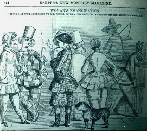 Зонтики, блумеры, чай и прочие милые женские шалости. (Фото 7)