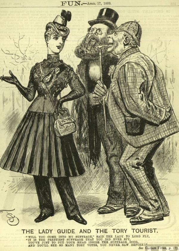 Зонтики, блумеры, чай и прочие милые женские шалости. (Фото 8)