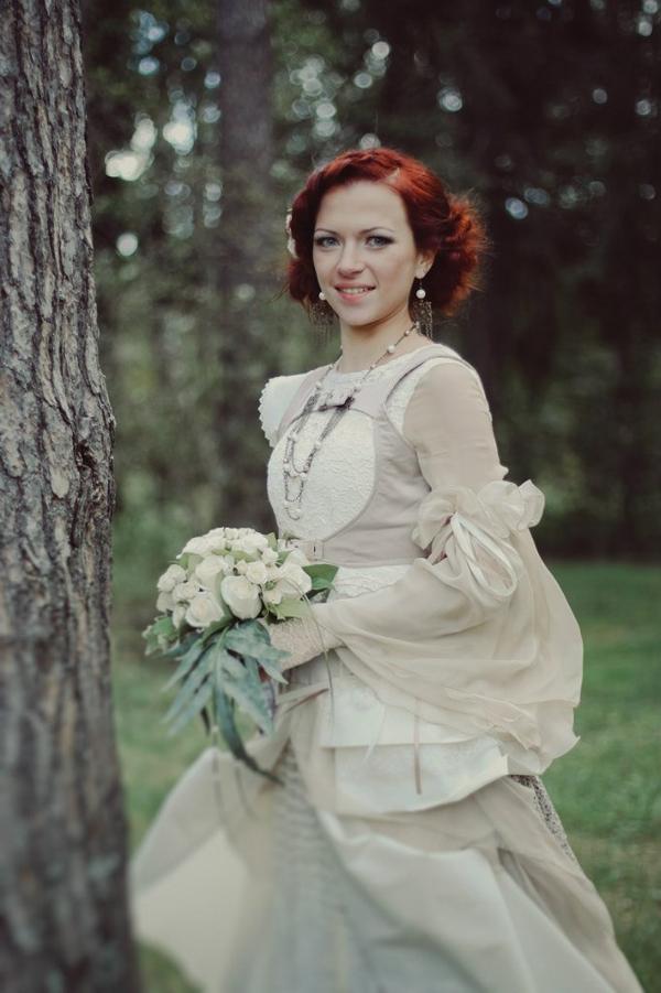 Свадебное платье (Фото 2)