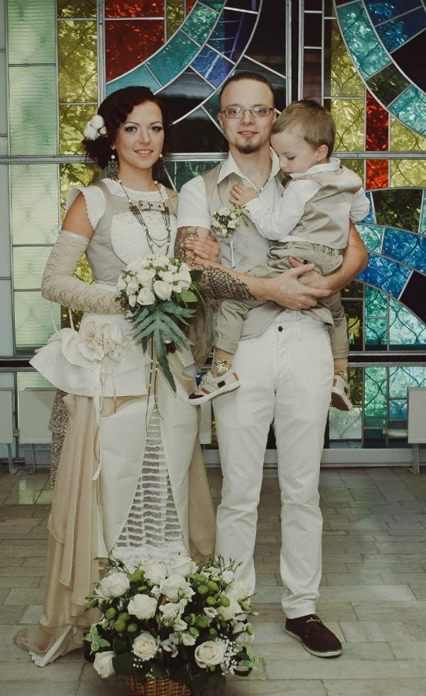 Свадебное платье (Фото 4)